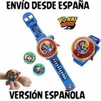 NUEVO Reloj YOKAI Watch CERO VERSIÓN ESPAÑOLA YO-MOTION zero YO-KAI ESPAÑOL