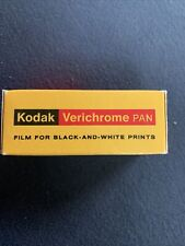 Unopened KODAK Verichrome PAN VP 127 Film For Black & White Prints - 1976