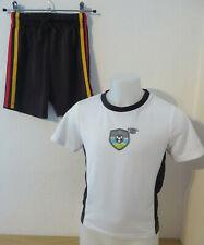 TOPOLINO ° Sportswear T-Shirt + Hose Gr. 116 Jungen Sport-Mode Fussball Trikot