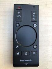 PANASONIC N2QBYA0000O4 TOUCH PAD TV REMOTE CONTROL