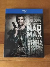 MAD MAX TRILOGIE - TEIL 1+2+3 - BLU-RAY Mel Gibson