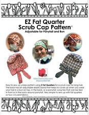 Scrub Cap Pattern - Unisex Adjustable Make Your Own!