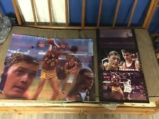 2 SALE 25x21 &=26x13 HOOSIERS vinyl Banner poster Movie Indiana Steph Curry ART