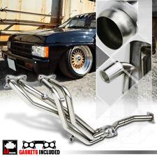 Stainless Steel Exhaust Header Manifold for 90-97 Nissan Hardbody D21 Pickup 2.4