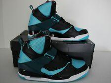 Jordan Flight 45 High Nike Men's Sz 9 Basketball Blk/Rd/Gamma Blue 616816 013