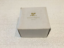 Watch - 3 7/8x2 5/8in - Used Used - Vintage Watch Case CourrÈGes Case