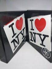 BOND No.9 I Love New York For All 6.7 oz (2 pcs 3.3 oz 100 ML) EDP Spray NIB