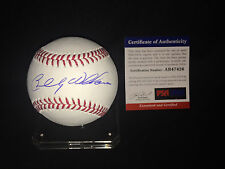 Billy Williams Signed/Auto Major League Baseball Chicago Cubs HOF PSA/DNA #2