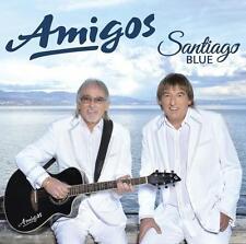 Die Amigos - Santiago Blue    - CD NEU