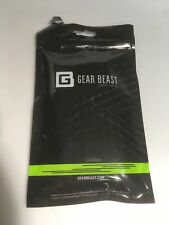 Gear Beast Defy Limit Manfolio Case - iPhone 7 Plus - Black