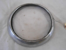 1951 CHEVY PICKUP  HEADLIGHT RING,  NICE CONDITION