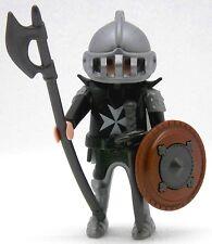 MALTESER KNIGHT PLAYMOBIL Berserker to order of merit Monk Crusader castle 1754