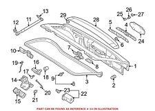 For BMW Genuine Liftgate Latch Rear 51248197493
