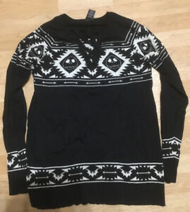 Nightmare Before Christmas Pullover Gr M