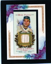 2017 Topps Allen & Ginter Mike Piazza Relic Card Game Used Bat AGR-MP       A388