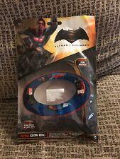 Superman Vs Batman Frisbee Flying Glow Ring Glow Stick