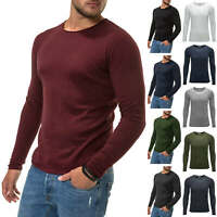 NEU Selected Herren Pullover Sweater O-Neck Basic Strickpullover Pulli SALE %