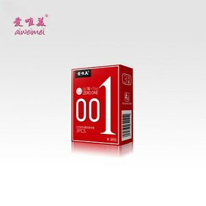 3pc 0.01mm Ultra thin Condom US seller shipping faster than others 😍😍😍😍