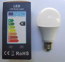 LED Lampe A60, 9W (=85W), E27, warmweiss 3000K, Ra >90!