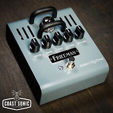 Friedman Motor City Drive 12ax7 Tube Overdrive