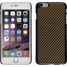 Hardcase for Apple iPhone 6 Plus / 6s Plus carbon optics bronze