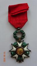 Ancienne Médaille Légion d'Honneur 1870.