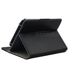 """Universal Adjustable Leather Stand Cover Case For 7"""" 7 Inch Android Tablet +Gift"""