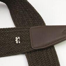 Brown Ampia Tessuto di Cotone CAM-in fotocamera DSLR Cinturino cam8603 UK STOCK