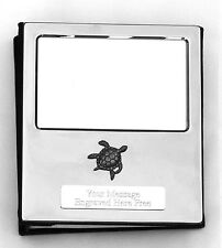 More details for turtle kr design silver personalised photo album free engraving 100 photos 381