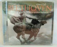 Essential Beethoven (CD, Jul-2001, 2 Discs, Decca) NEW