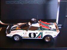 LANCIA STRATOS HF #6 SAFARI RALLY 1976 MUNARI MAIGA HPI 8236 1/43 ALITALIA