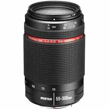 Pentax HD DA 55-300mm f/4-5.8 ED WR Zoom Lens - Brand New in Box