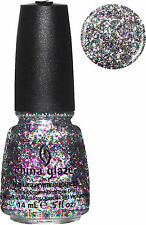 China Glaze Nail Polish Lacquer PIZZAZZ # 80654 - .5oz