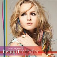 Hello My Name Is... by Bridgit Mendler (CD, Oct-2012, Hollywood)