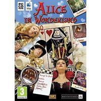 Alice In Wonderland (PC CD-ROM Game) NEW