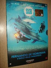DVD N° 8 SUB LA MAGIA DEL MONDO SOMMERSO FERNANDO DE NORONHA L'ISOLA MERAVIGLIE