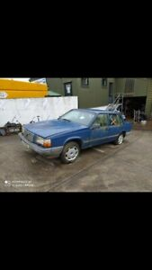 1991 VOLVO 740 FOR PARTS PLEASE ENQUIRE FOR PART NEEDED