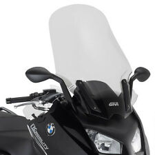 GIVI TRANSPARENT WINDSHIELD HANDGUARD 73,5x73cm BMW C600 SPORT 2012-2015 D5105ST