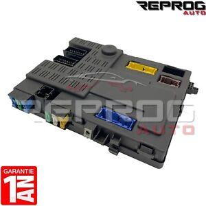 BSI VIERGE CITROEN XSARA PICASSO 9642409480 73002512 VALEO SOFT: V8.2