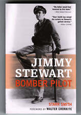 Jimmy Stewart Bomber Pilot, Starr Smith, Book, New Paperback