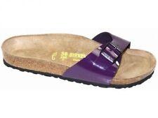 Sandali e scarpe viola marca Birkenstock per il mare da donna
