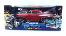MUSCLE MACHINES 57 CHEVY BEL AIR 1:18 SCALE 1957 CHEVY BEL AIR
