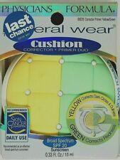Physicians Formula #6835 CORRECTOR PRIMER - YELLOW/GREEN - Mineral Wear Cushion