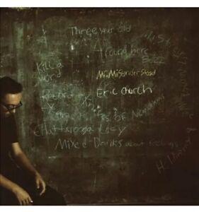 ERIC CHURCH - MR. MISUNDERSTOOD NEW CD