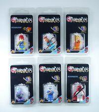 Thundercats Handmade blister and carton. Lion-O Mumm-Ra