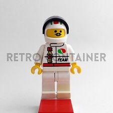 LEGO Minifigures - Driver - oct007 - Pilota Octan Omino Minifig Set 4002
