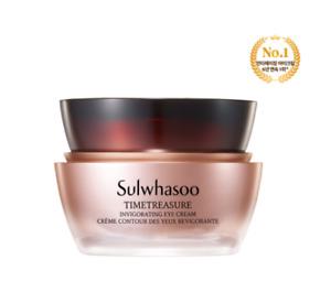 Sulwhasoo Timetreasure Invigorating Eye Cream 25ml