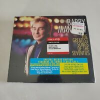 Barry Manilow - CD - The Greatest Songs of The Seventies - New - Special Deluxe