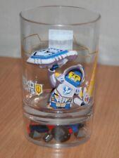 LEGO Nexo Knights Plastic Drinks Tumbler Integral LEGO Pieces Design