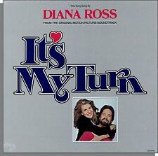 It's My Turn - New 1980 Motown Original Soundtrack LP Record! With Diana Ross!